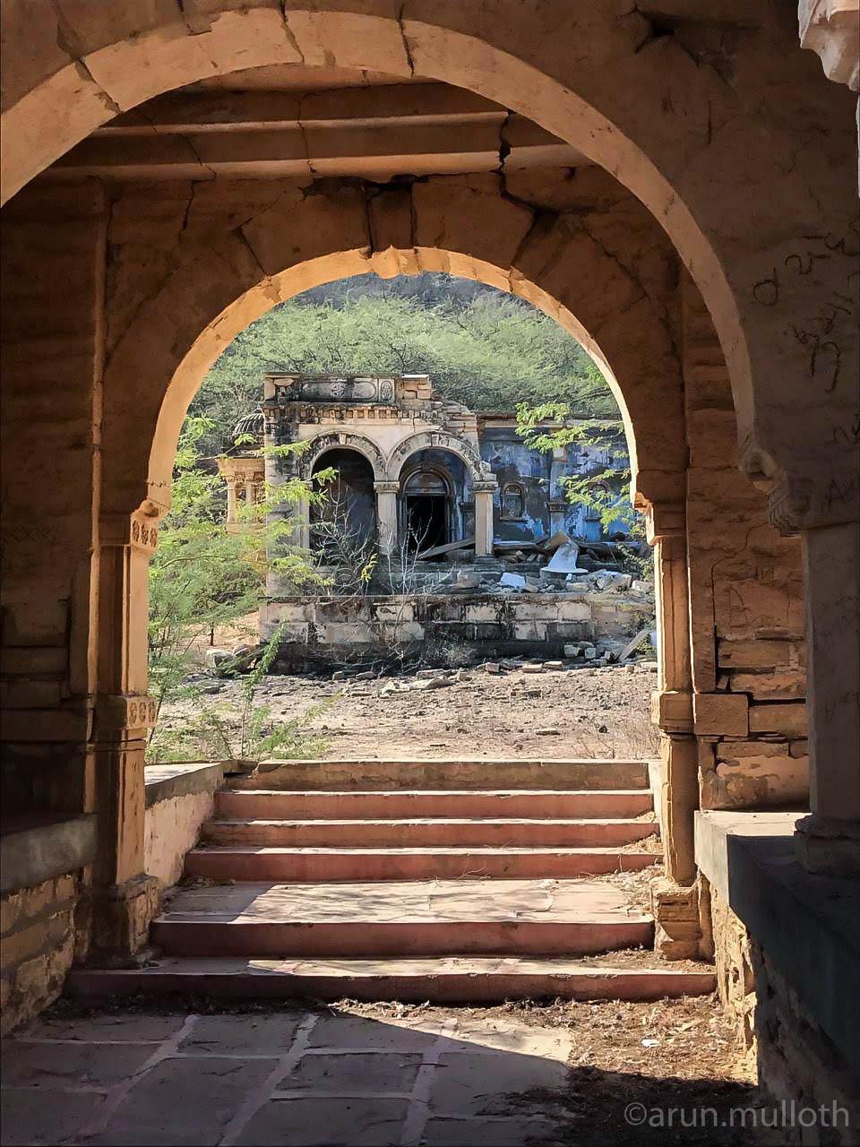Than Monastery, Than Jagir