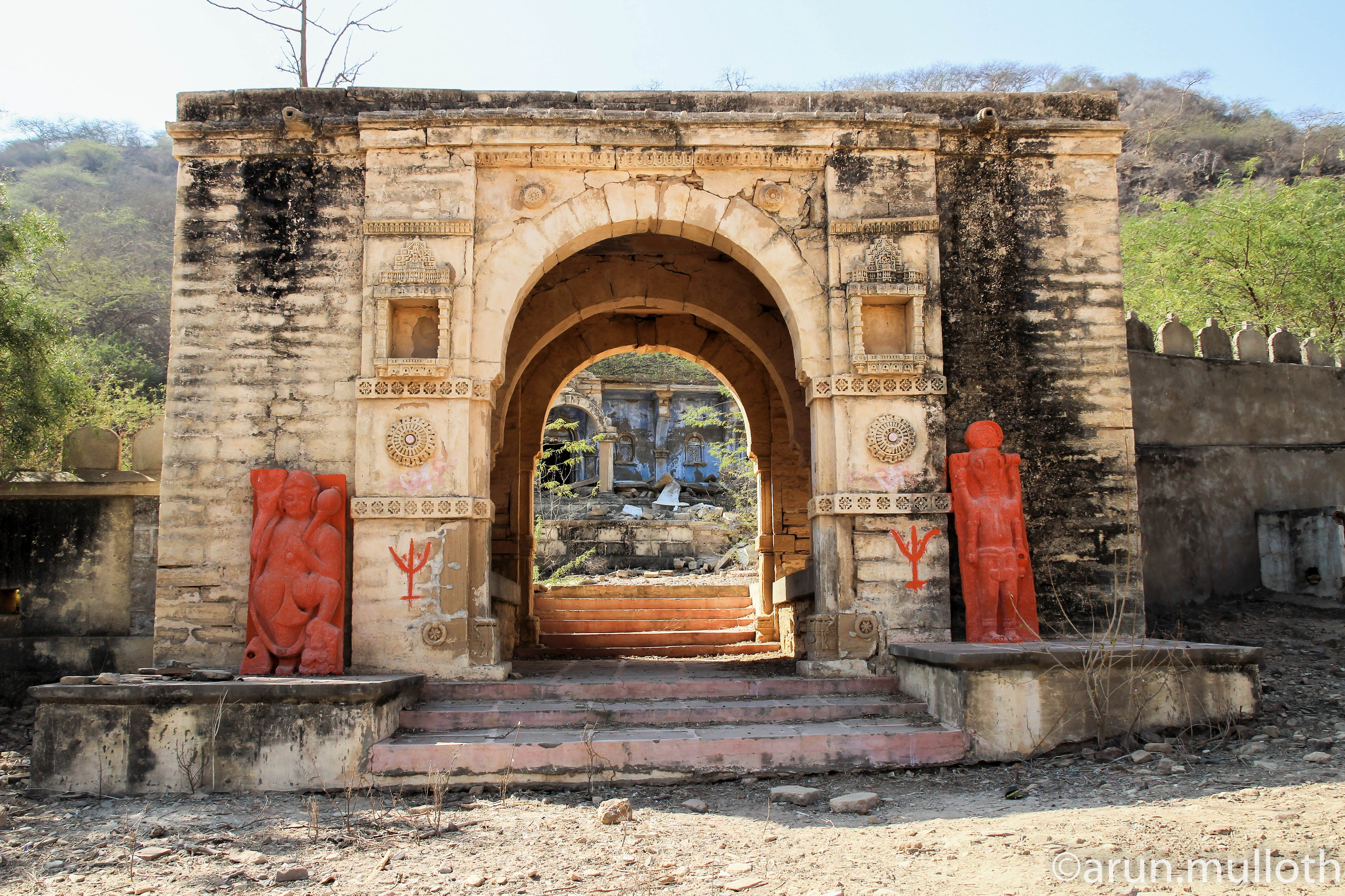Than Monastery, Bhuj