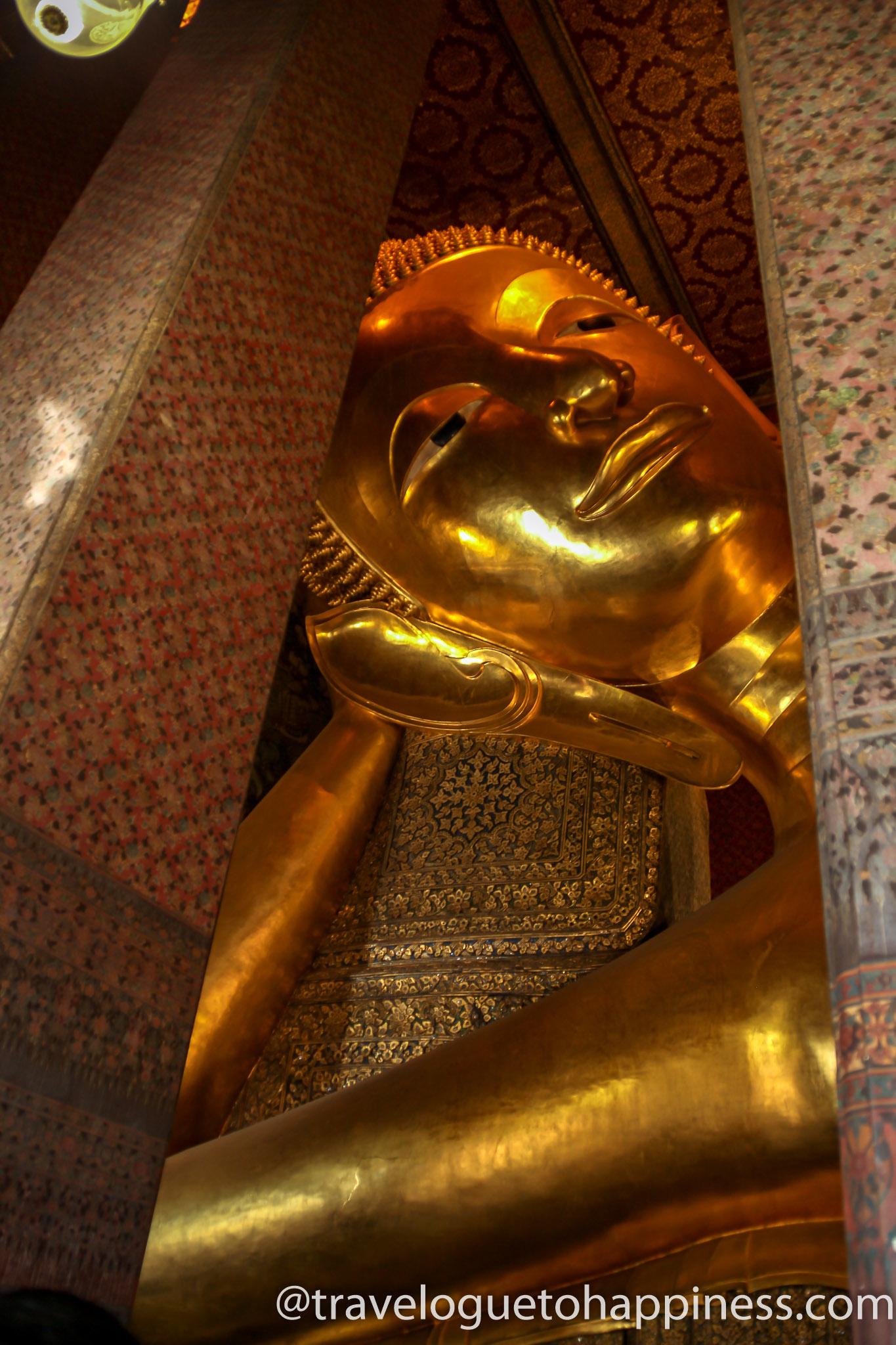 Reclining Buddha - Wat Pho